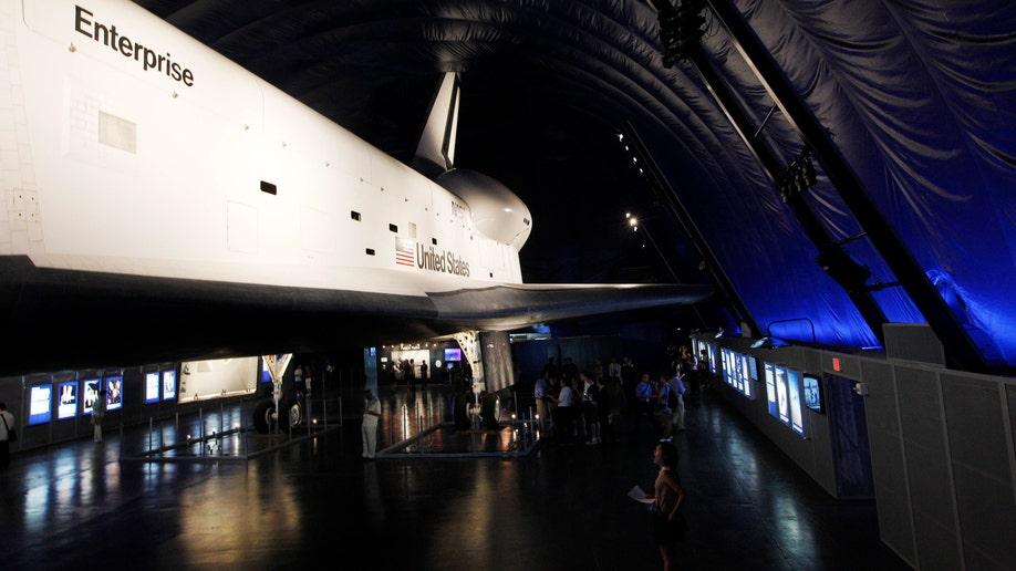 Space Shuttle Pavillion