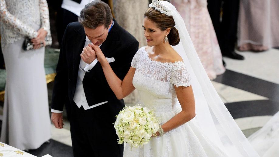 0c5116dd-Sweden Royal Wedding