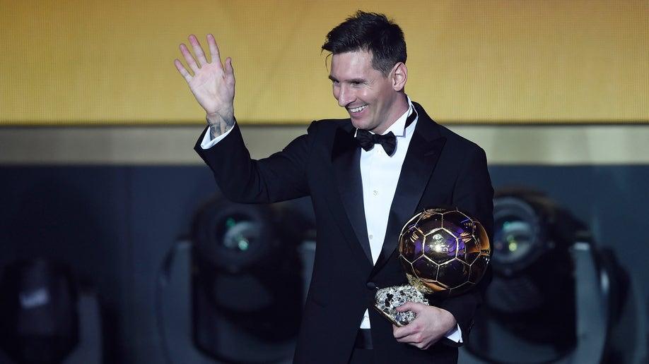 7499ceac-Switzerland Soccer FIFA World Player Award