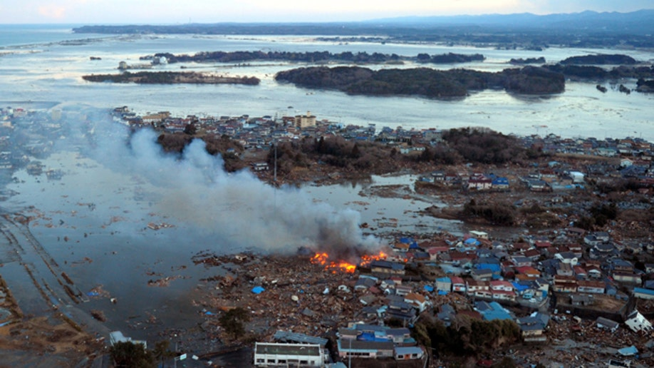 f4582210-Japan Earthquake