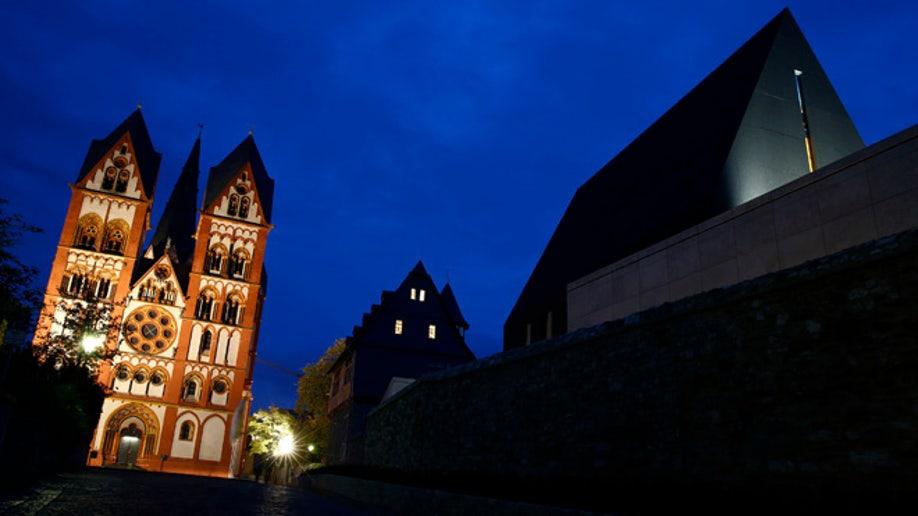 GERMANY-BISHOP/VATICAN