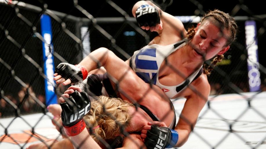 312f4cfb-UFC 196 Mixed Martial Arts