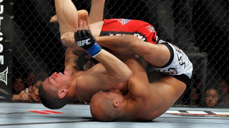 MMA UFC 137 Penn Diaz