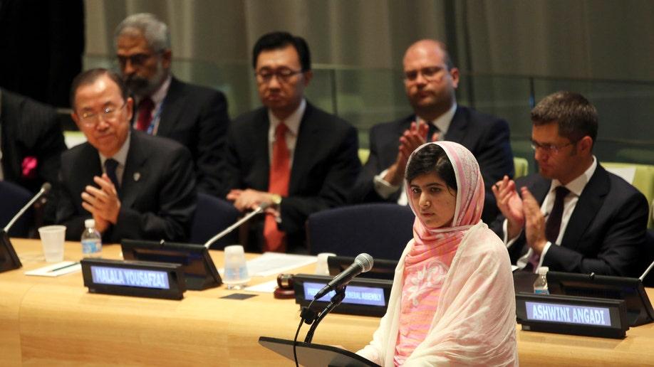 UN Malala Education for All