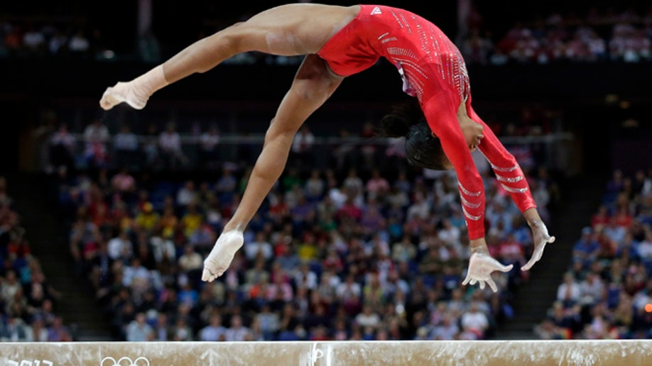 adcde2c8-London Olympics Artistic Gymnastics Women