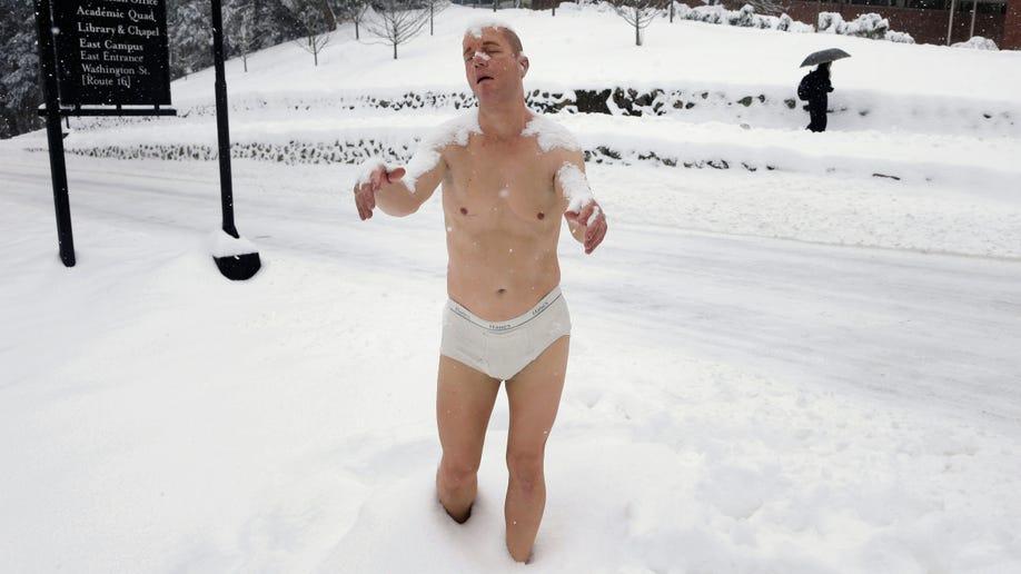 7db4a0dc-Man in Underwear Statue