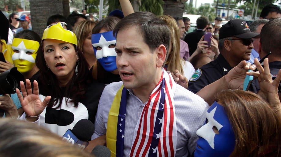 Venezuela Protests-Florida