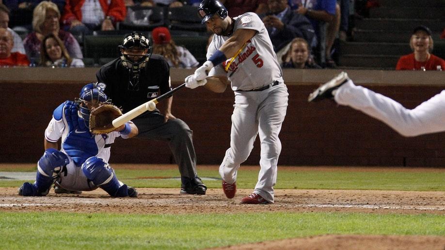 783b354b-World Series Cardinals Rangers Baseball