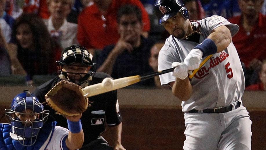 41e68269-World Series Cardinals Rangers Baseball