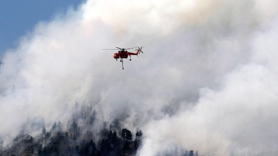 98de407c-Western Wildfires