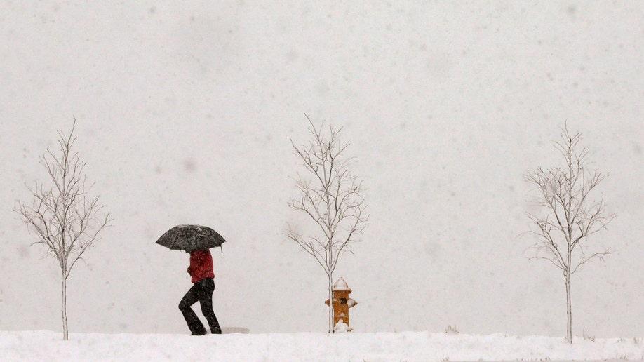 Winter Weather Storm