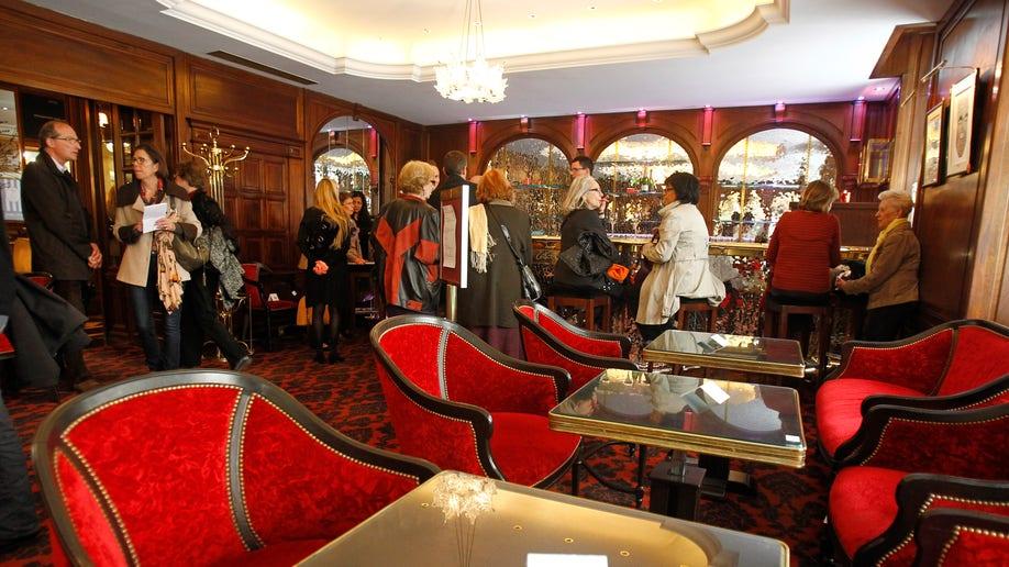 France Crillon Hotel
