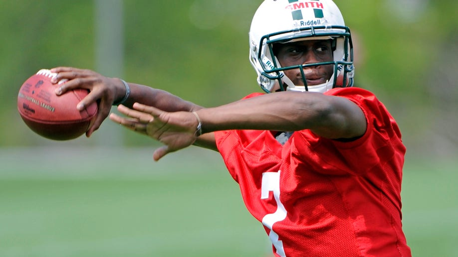 Jets Geno Smith Football