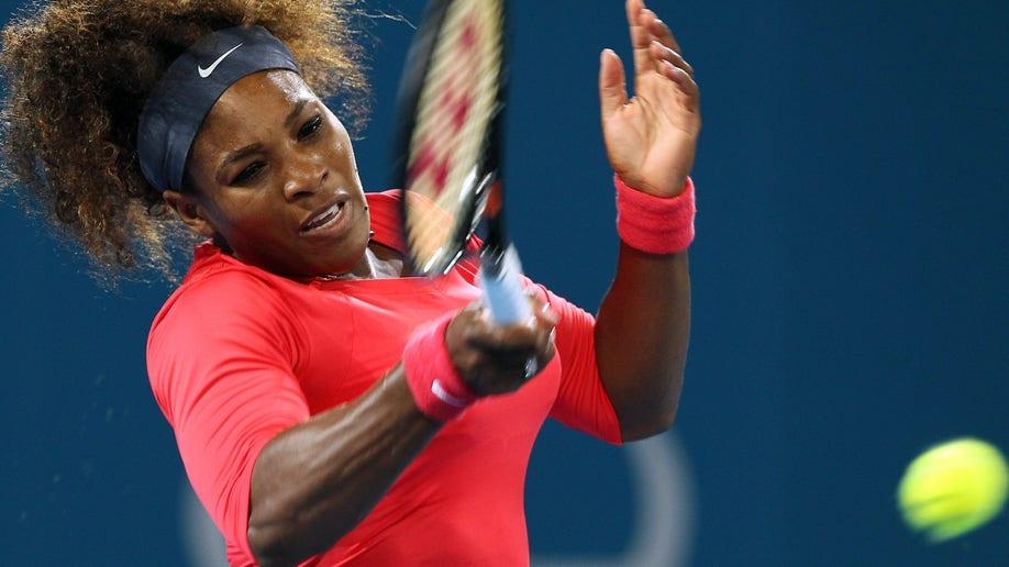 e02d42e5-Australia Brisbane International Tennis