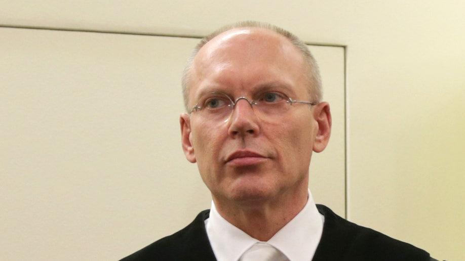 25f00b05-Germany Neo Nazi Trial