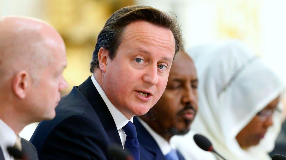 Britain Somalia Conference