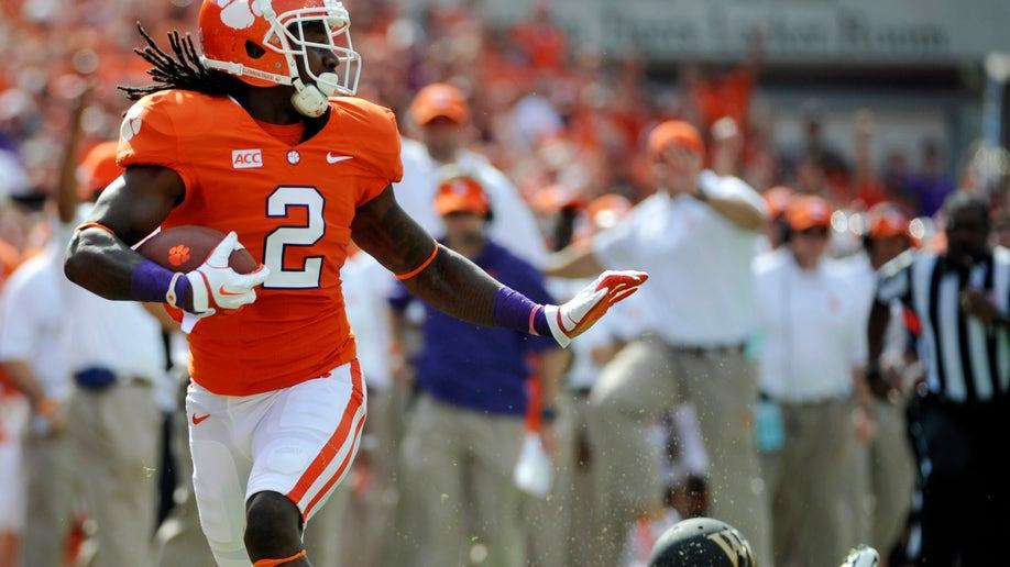 Clemson Recruiting Florida Football