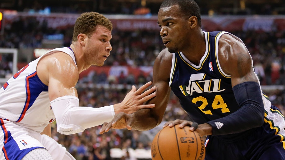 Jazz Clippers Basketball