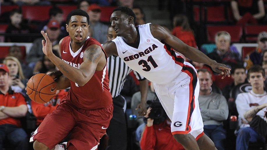 11eb820a-Arkansas Georgia Basketball