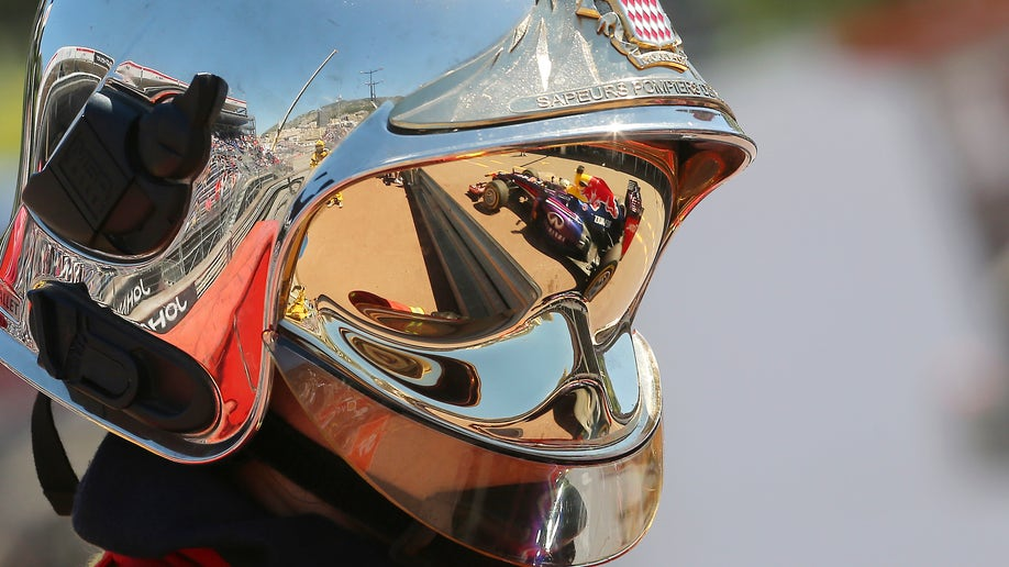4935a6e4-APTOPIX Monaco F1 GP Auto Racing