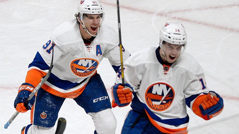Islanders Canadiens Hockey