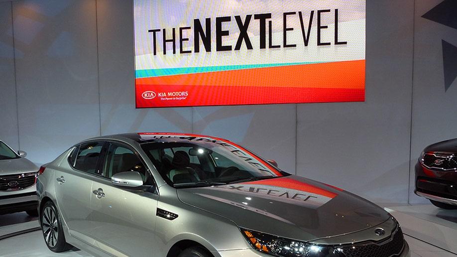 2010 New York International Auto Show Fox News
