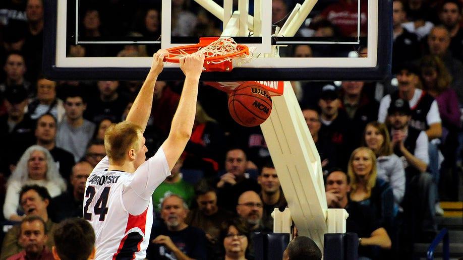 Bryant Gonzaga Basketball
