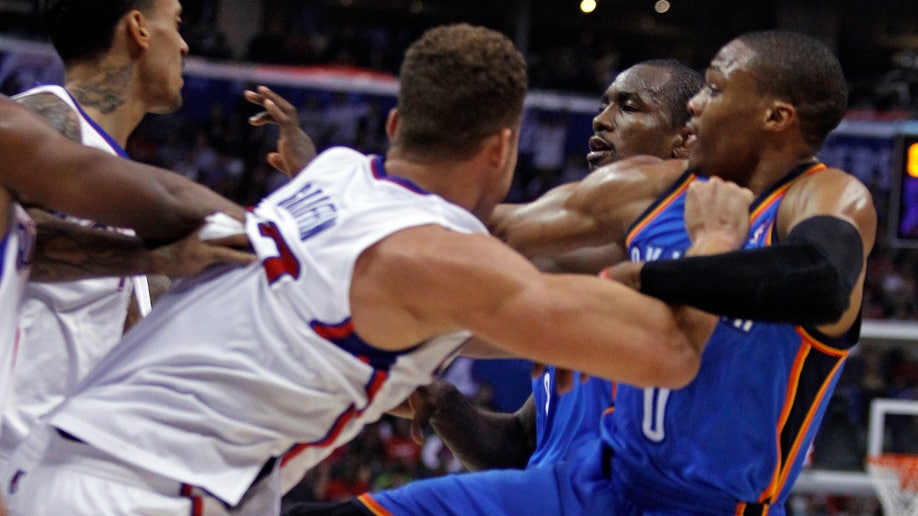 5204ce02-Thunder Clippers Basketball