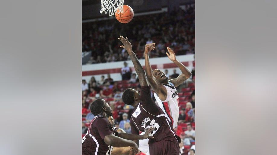 9957fcd2-Mississippi St Georgia Basketball