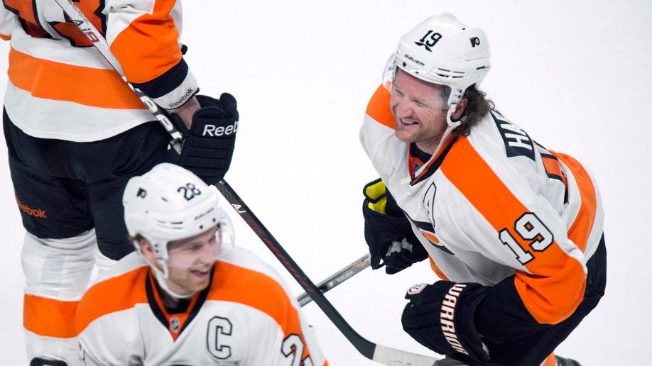 94402388-Flyers Canadiens Hockey