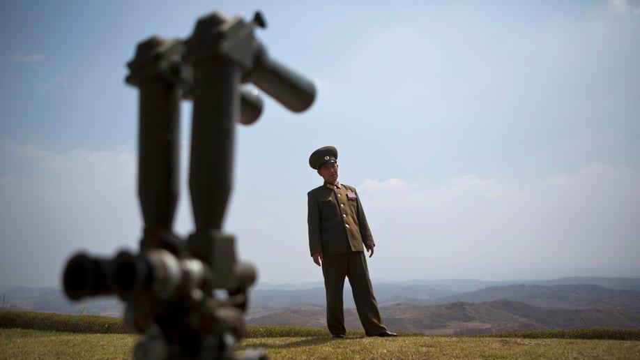 c23ed526-North Korea Koreas Tension
