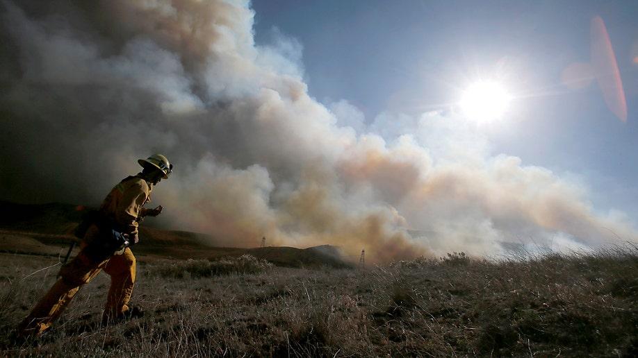 42c1f22a-California Wildfire