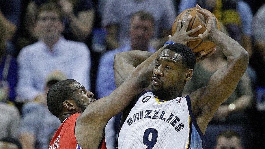 73d4da03-Clippers Grizzlies Basketball