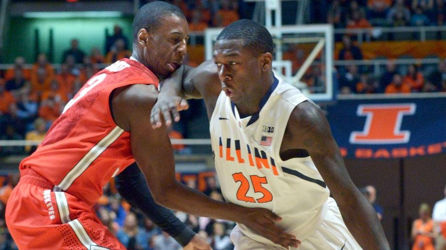 Ohio St Illinois Basketball