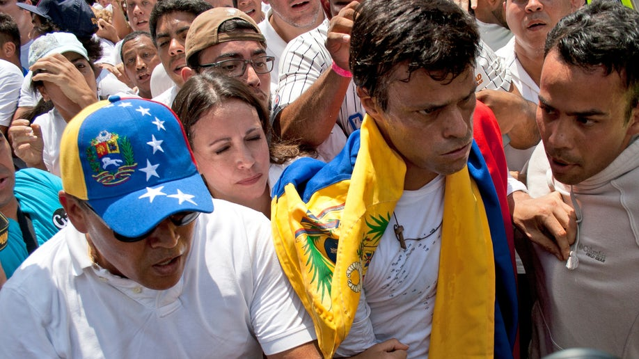 d4c94840-Venezuela Protests