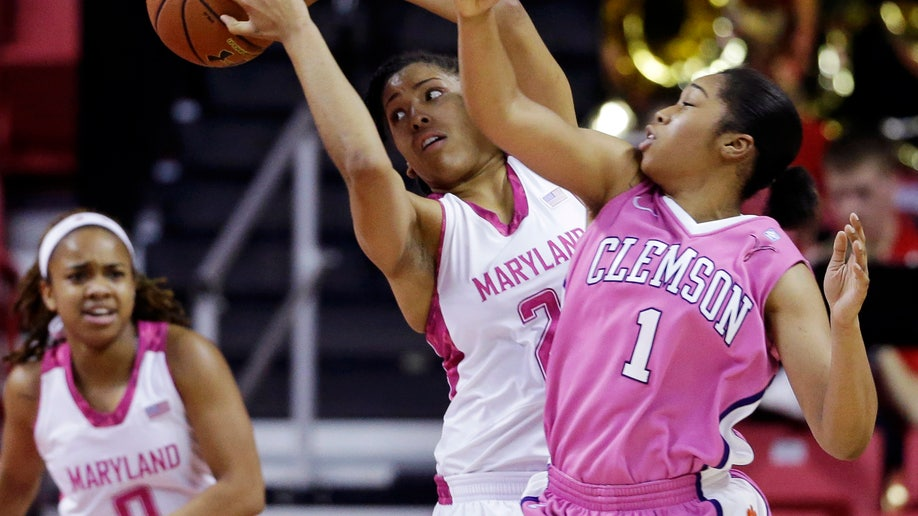 8ed1aac0-Clemson Maryland Basketball