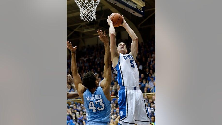 07bb1abf-North Carolina Duke Basketball