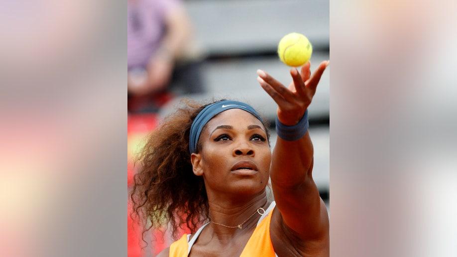 10ee3c10-Italian Open Tennis