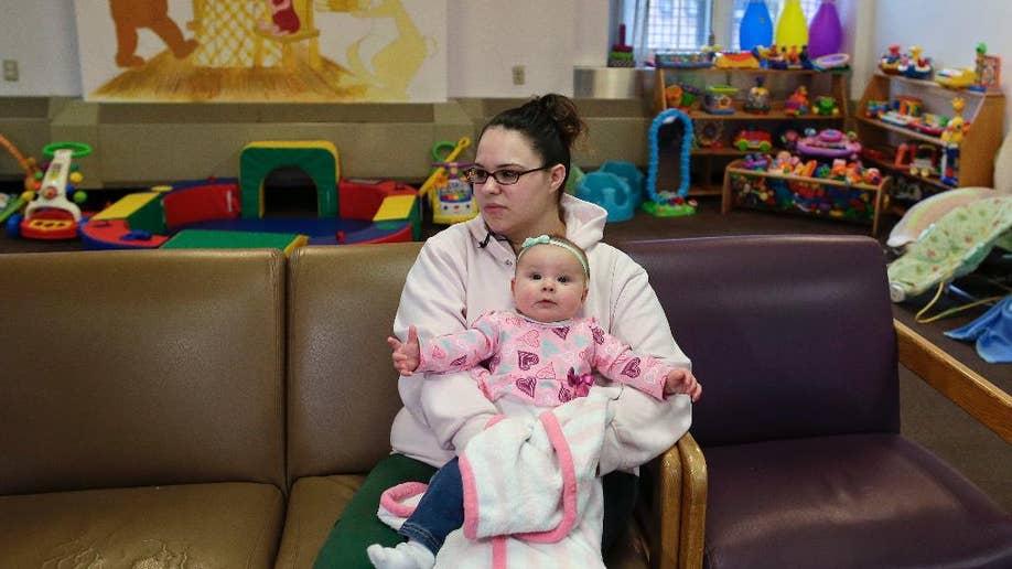 A look at prison nurseries nationwide   Fox News