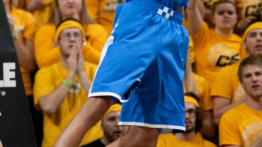 Kentucky Missouri Basketball