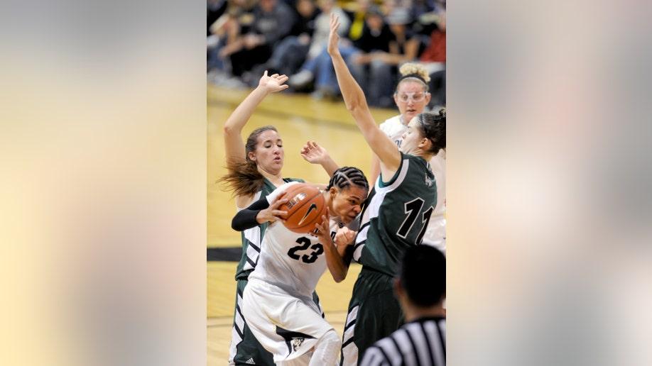 Utah Valley Colorado  Basketball