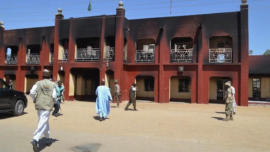 Nigeria Boko Haram Rebuilding