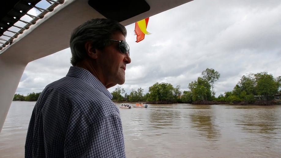 Vietnam US Kerry