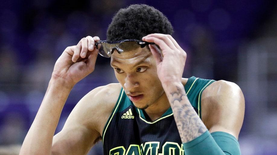 Baylor Austin Blindness Basketball