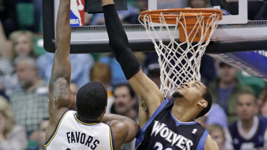 e18c1a92-Timberwolves Jazz Basketball