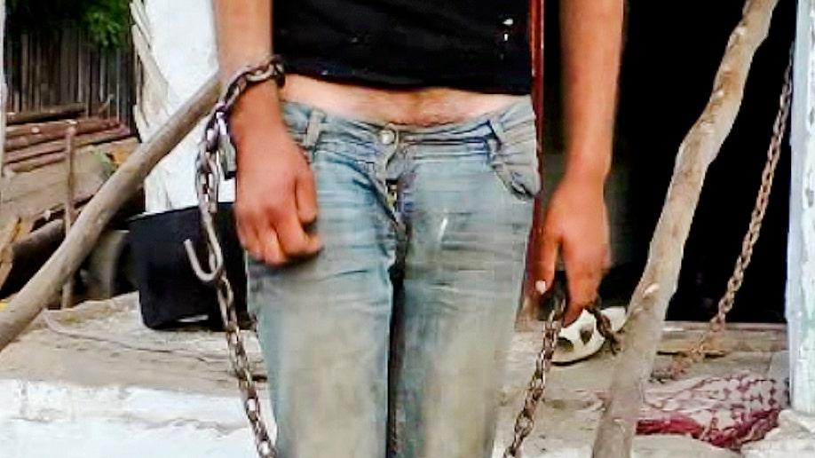 Romania Slavery