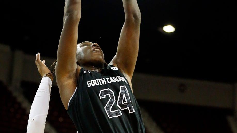 South Carolina Mississippi St Basketball