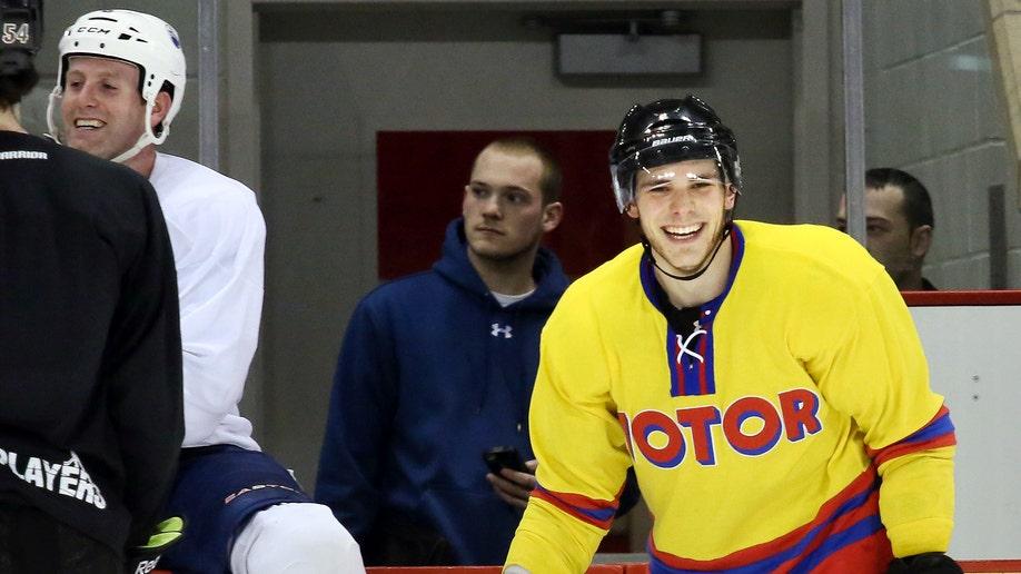 88776108-NHL Labor Bruins Hockey