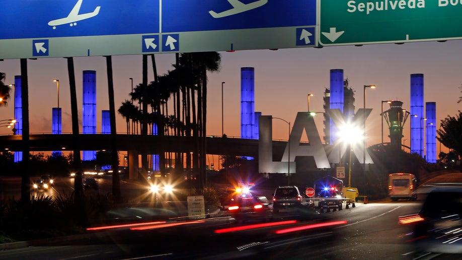 LAX Shooting TSA Officer