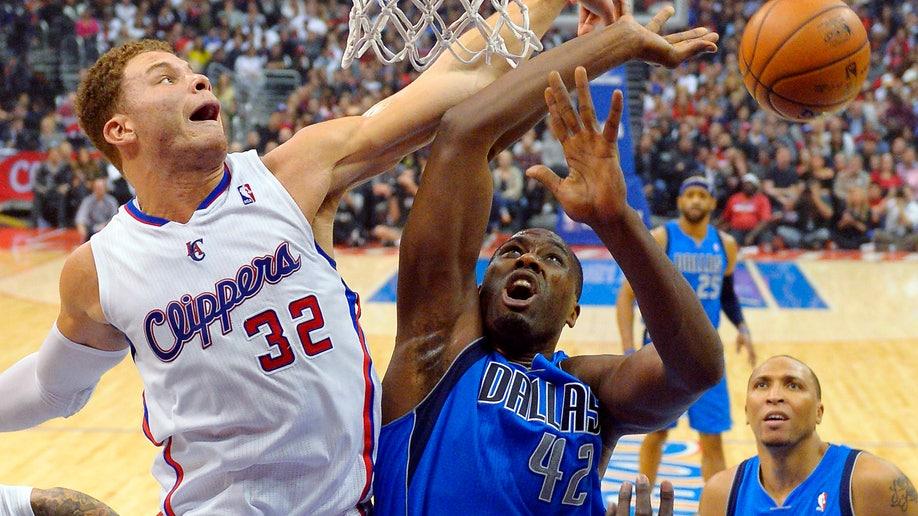3099eb74-APTOPIX Mavericks Clippers Basketball